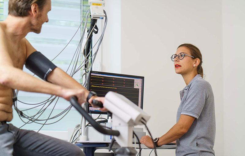 Kardiologische Standarduntersuchungen
