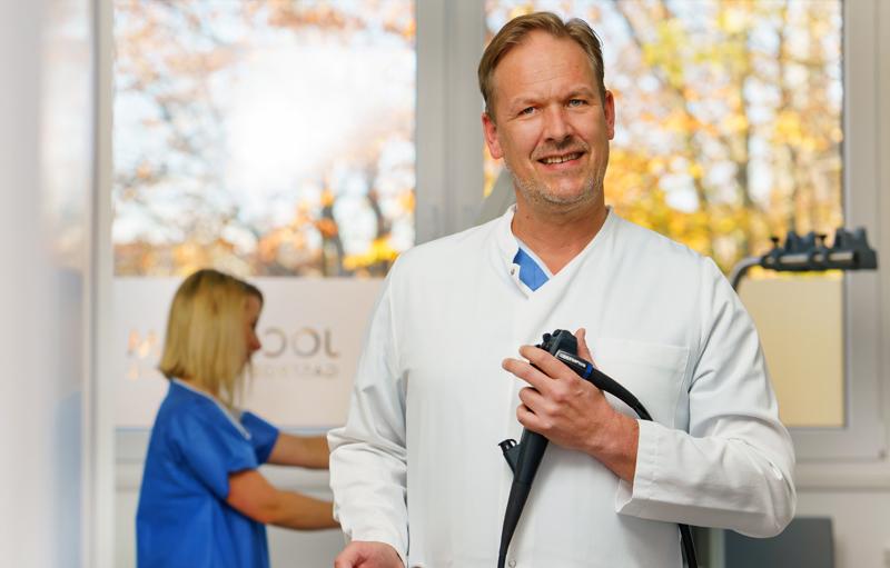 Jochheim Medizin, Kardiologie, Gastroenterologie, Darmspiegelung