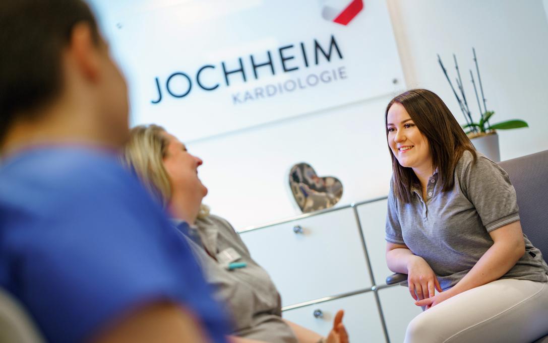 Jochheim Medizin, Kardiologie, Gastroenterologie, Angiologie, Hattingen, Gevelsberg