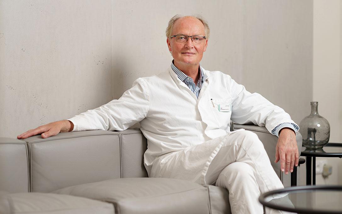 Dr. med. Reinhard Jochheim, Leitung des medizinischen Versorgungszentrums für Kardiologie Jochheim Medizin in Hattingen